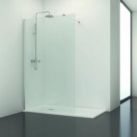 paroi de douche fixe l 39 italienne haut de gamme verre. Black Bedroom Furniture Sets. Home Design Ideas