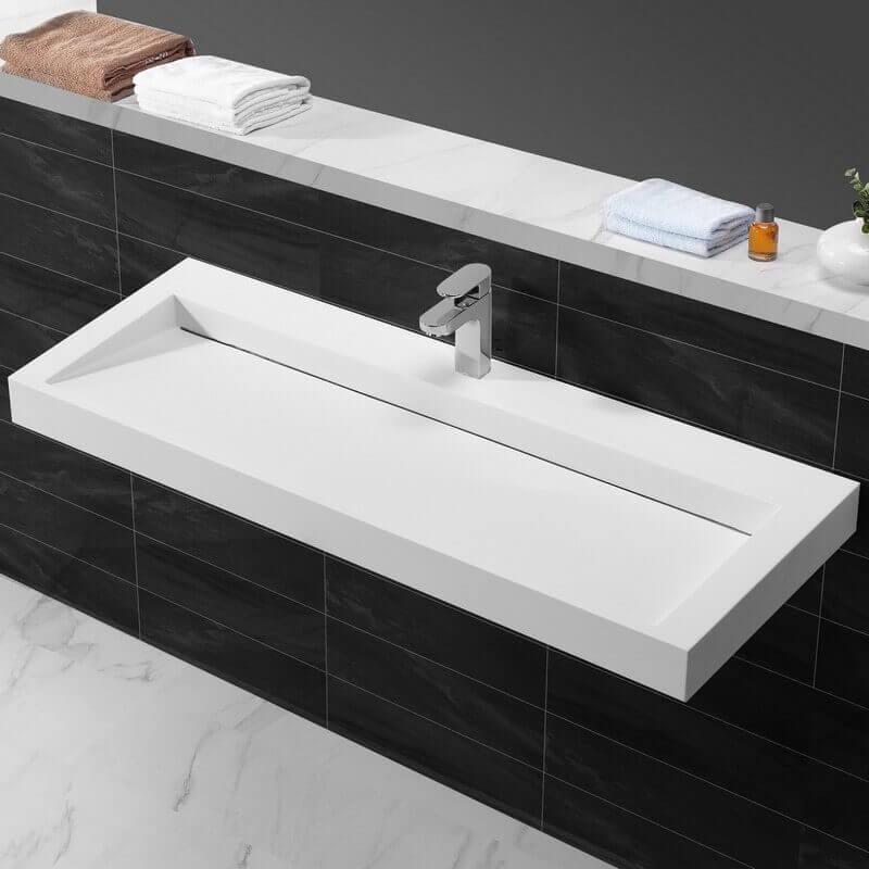 Vasque Suspendue Vasques De Salle De Bain Suspendues Design - Vasque suspendue salle de bain