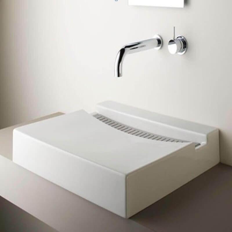 Lavabo Moderne Vasque Design Vasques Suspendues A Poser Sur Pied