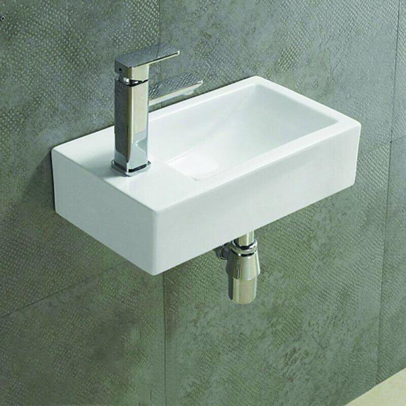Lave Main Rectangulaire : lave main rectangulaire gauche studio lave main rue du bain ~ Premium-room.com Idées de Décoration