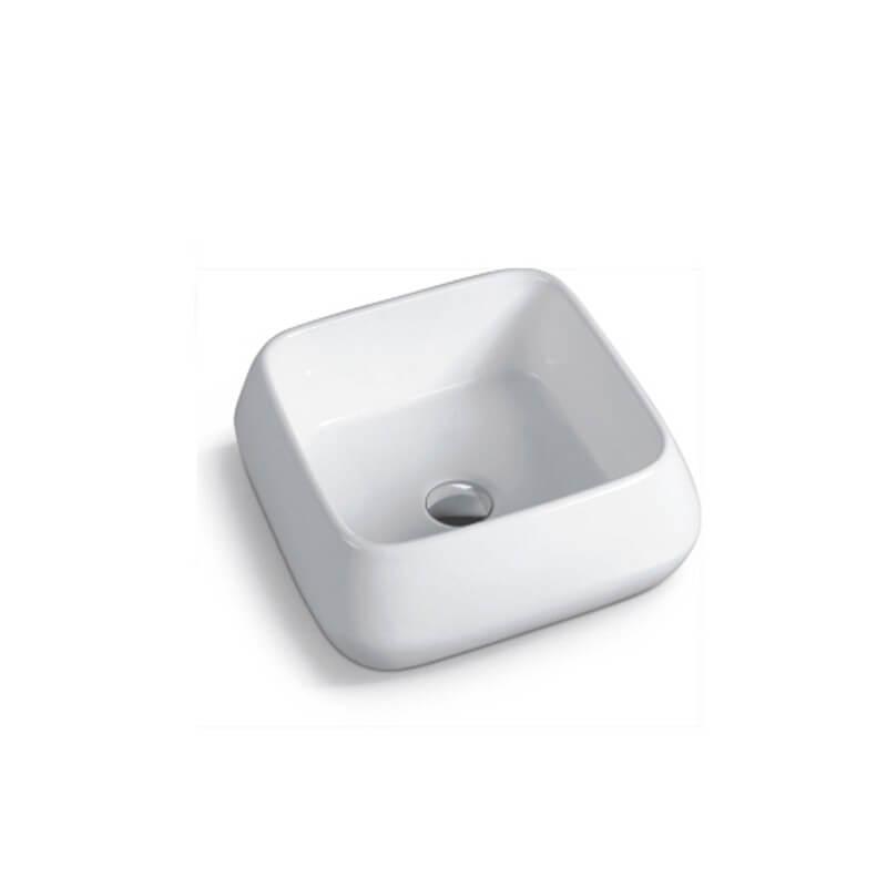 pack vasque cube et bonde carr e en laiton chrom rue du bain. Black Bedroom Furniture Sets. Home Design Ideas