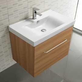 Vasque à encastrer céramique - 61x46 cm - Evo
