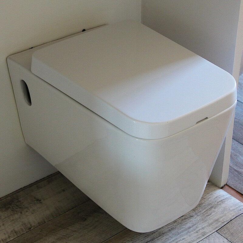 cuvette wc carr wc suspendu design wc suspendu carr. Black Bedroom Furniture Sets. Home Design Ideas