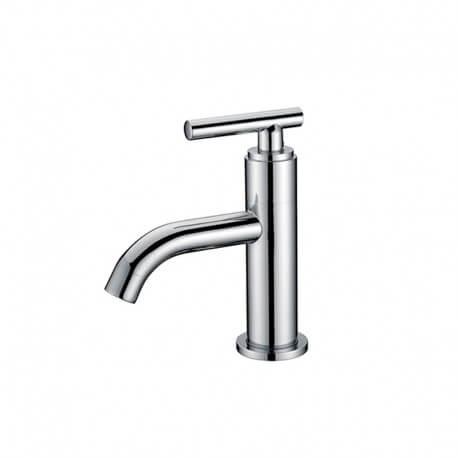 Robinet lave main eau froide chromé| Rue Du Bain