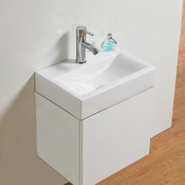 Lave-mains rectangulaire céramique | Rue du Bain