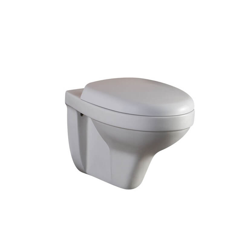Pack toilette suspendu interesting pack wc suspendu de for Wc gain de place villeroy et boch