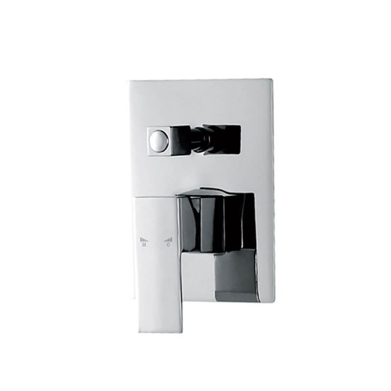 robinet mitigeur de douche encastr 2 sortie care rue du. Black Bedroom Furniture Sets. Home Design Ideas
