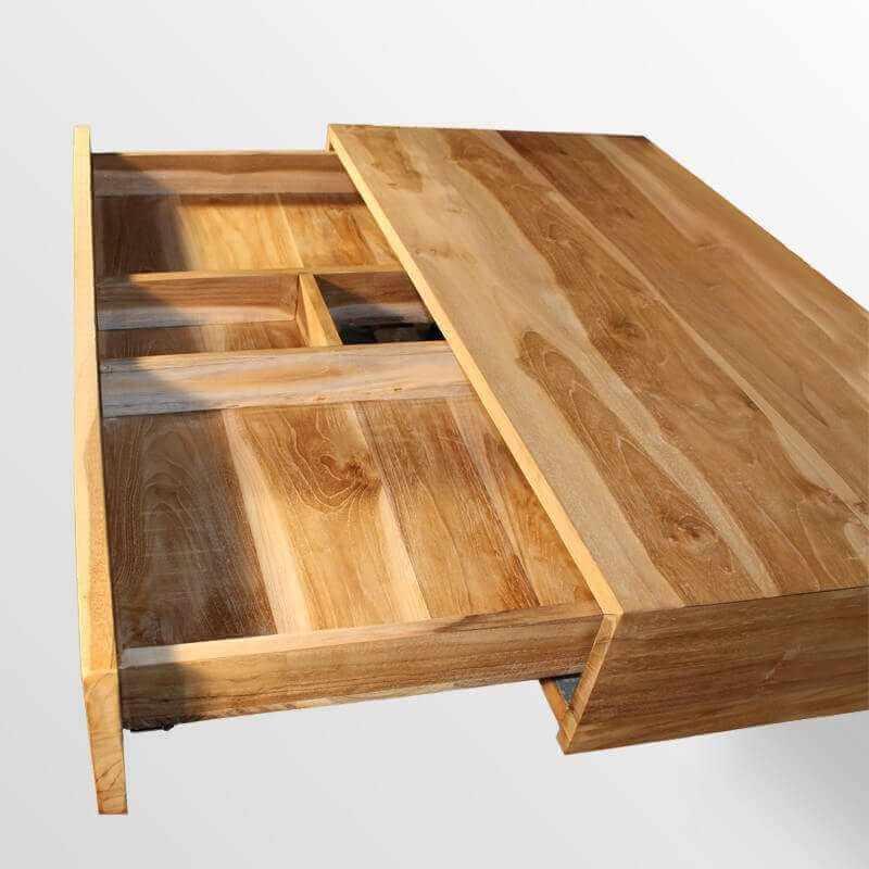 plan sous vasque teck liner 90 plan salle de bain suspendu rue du bain. Black Bedroom Furniture Sets. Home Design Ideas