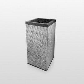 Lavabo Totem Carré - Pierre Noire - 90x45 - Stone