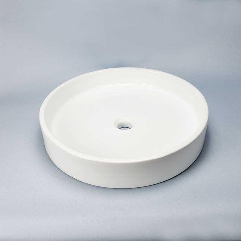 vasque poser ronde c ramique fame vasque poser ronde. Black Bedroom Furniture Sets. Home Design Ideas