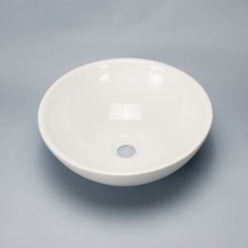 vasque poser bol c ramique pop vasque poser c ramique. Black Bedroom Furniture Sets. Home Design Ideas