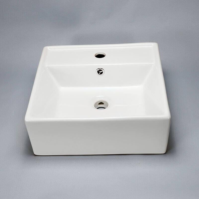 Vasque semi encastrable pure vasque encastrer c ramique - Vasque semi encastrable ...
