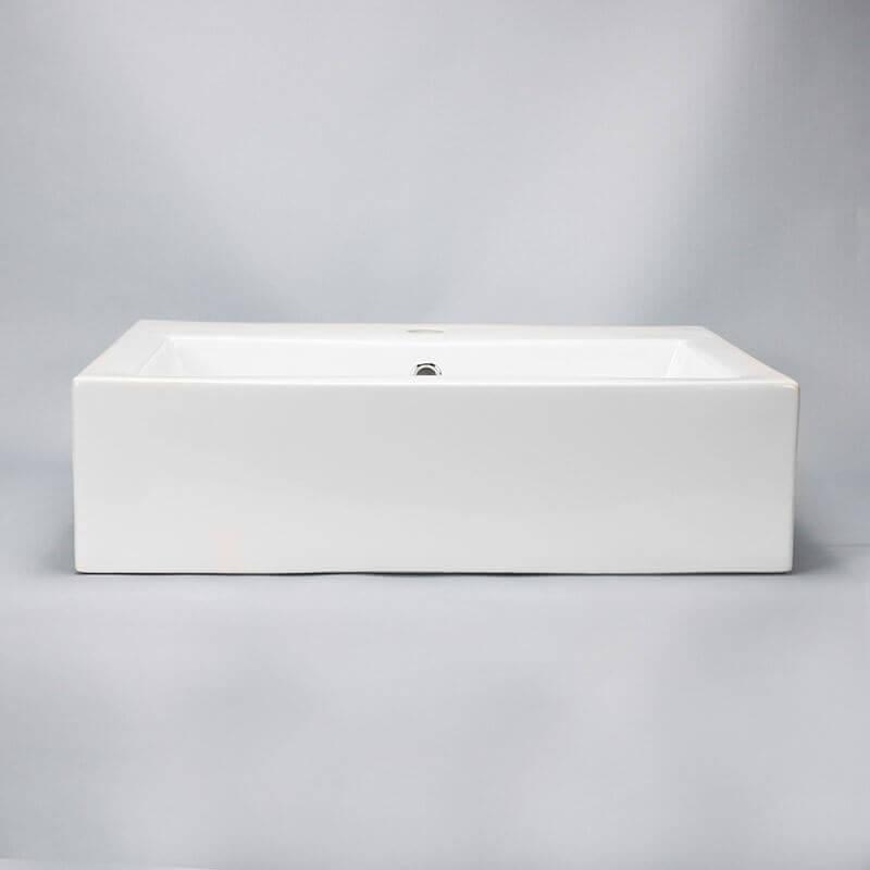 vasque rectangulaire square vasque poser c ramique rue du bain. Black Bedroom Furniture Sets. Home Design Ideas