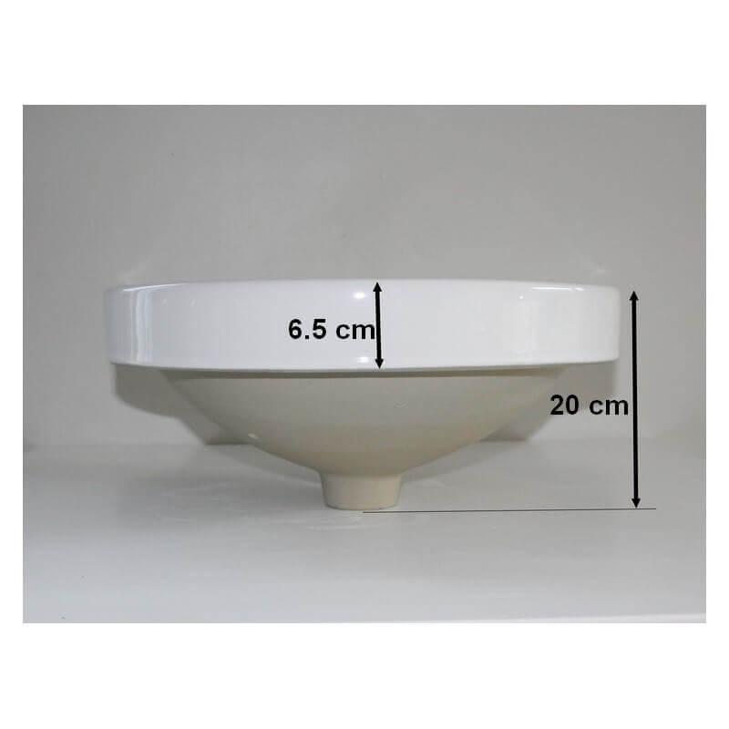 vasque ronde encastrable 20171004030008 exemples de designs utiles. Black Bedroom Furniture Sets. Home Design Ideas