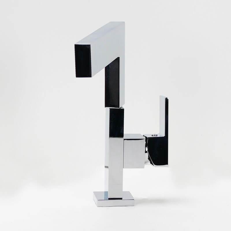 mitigeur lavabo cuisine noir ou blanc ou chrom graphic. Black Bedroom Furniture Sets. Home Design Ideas