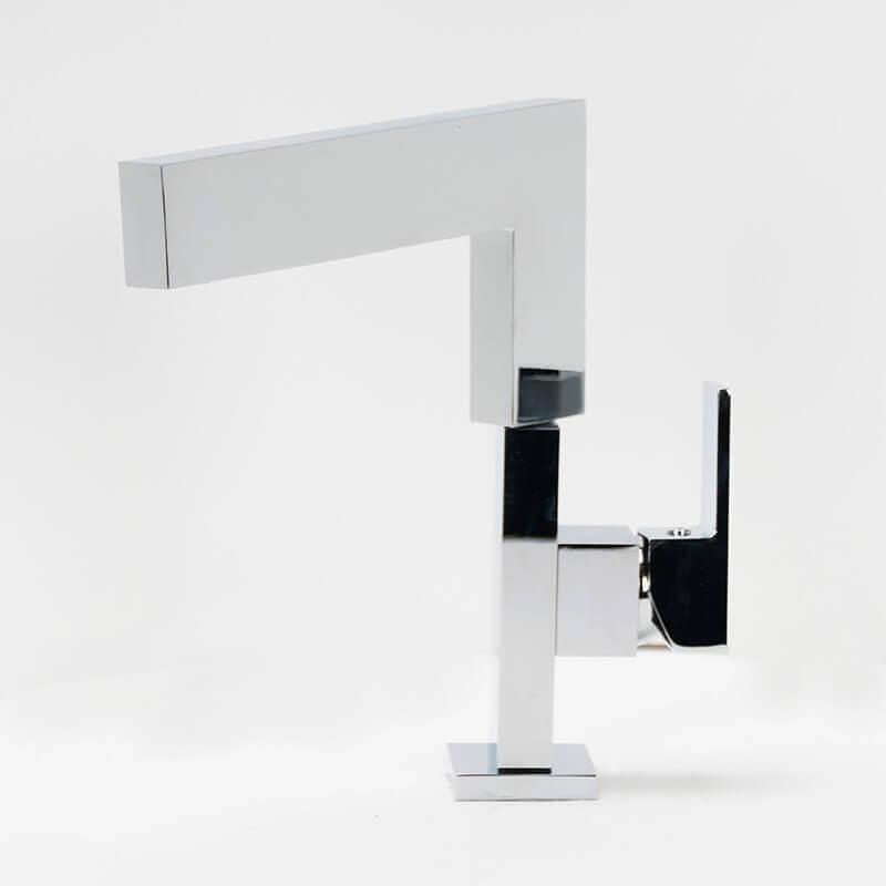 mitigeur lavabo cuisine noir ou blanc ou chrom graphic rue du bain. Black Bedroom Furniture Sets. Home Design Ideas