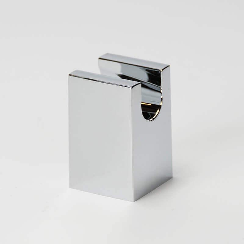 support pour douchette chrom e vente accessoire salle de bain. Black Bedroom Furniture Sets. Home Design Ideas