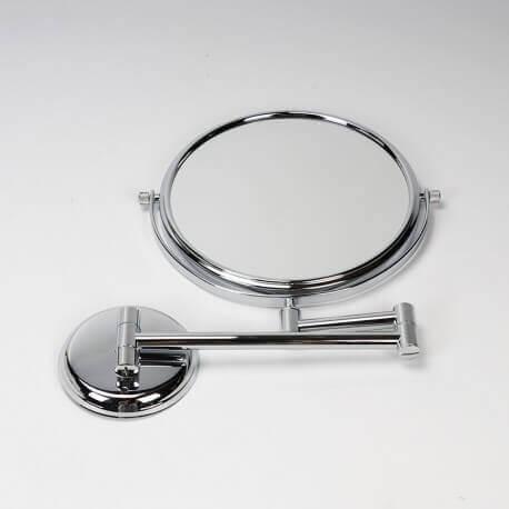 miroir grossissant chrom petit prix miroirs cosm tiques x 3. Black Bedroom Furniture Sets. Home Design Ideas