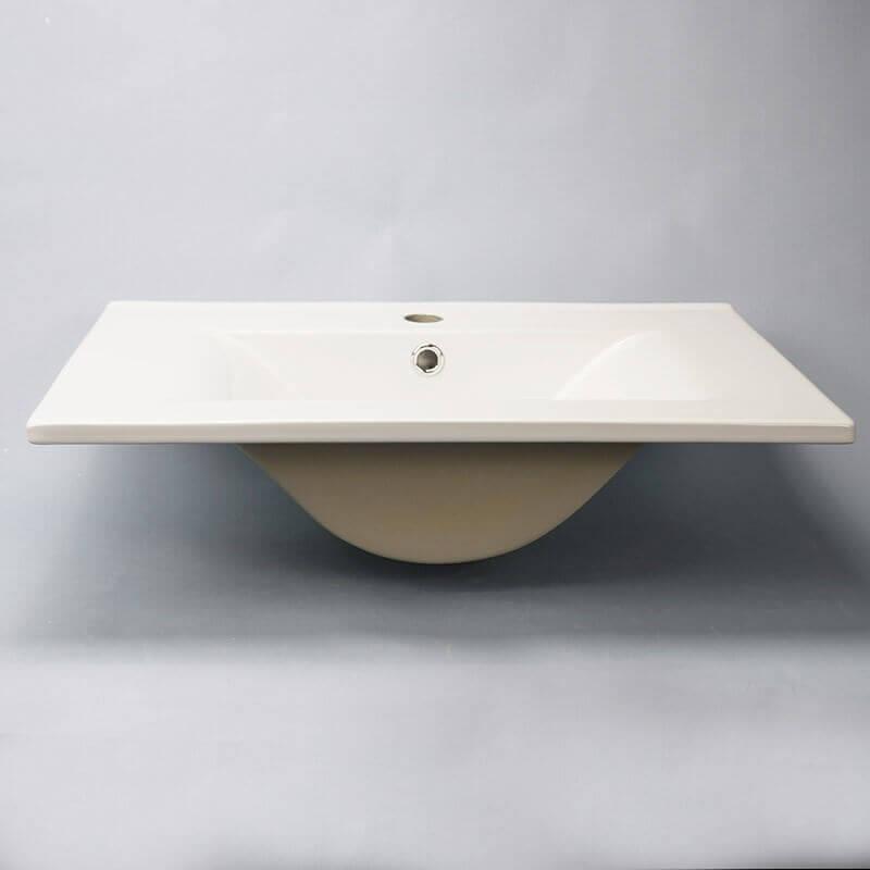Vasque encastrée Strada - Vasque encastrer céramique| Rue du Bain