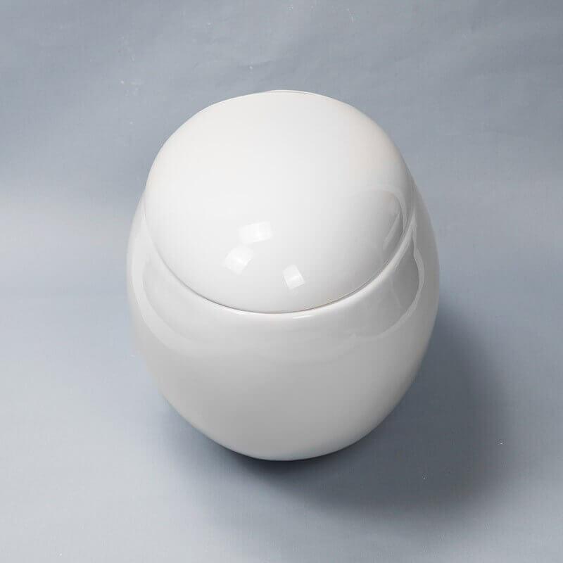 Wc suspendu uf c ramique blanc ove cuvette wc suspendu for Ove salle de bain