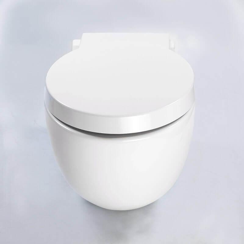 wc suspendu c ramique blanc charm cuvette wc suspendu rue du bain. Black Bedroom Furniture Sets. Home Design Ideas