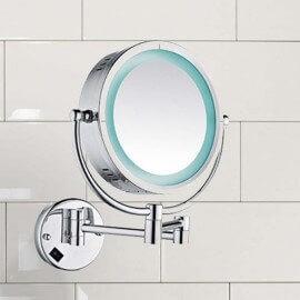 Miroir Cosmétique Grossissant Eclairant à LED | Rue du Bain