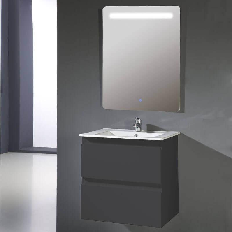 Meuble salle de bain design Armoire Suspendue & Rangement