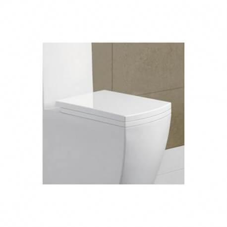 Abattant pour WC à Poser Monobloc - Millenium