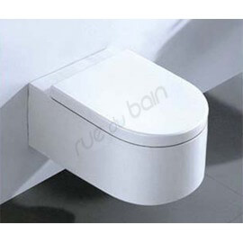 Abattant pour WC Suspendu Blanc FASHION