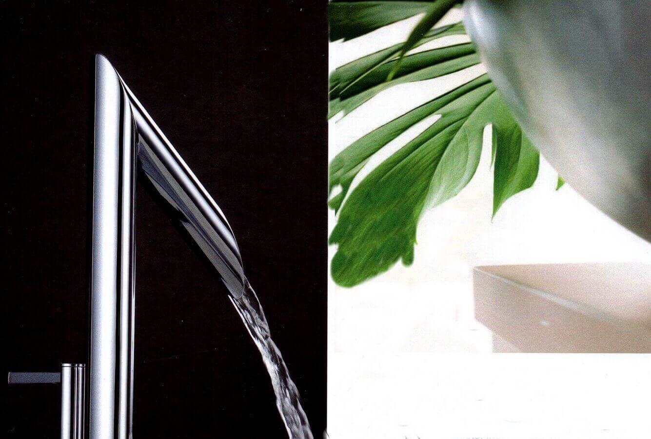 robinet mitigeur lavabo design chrome zen Résultat Supérieur 17 Inspirant Robinetterie Design Photographie 2018 Kdh6
